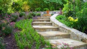 Water Feature, Low Water Garden