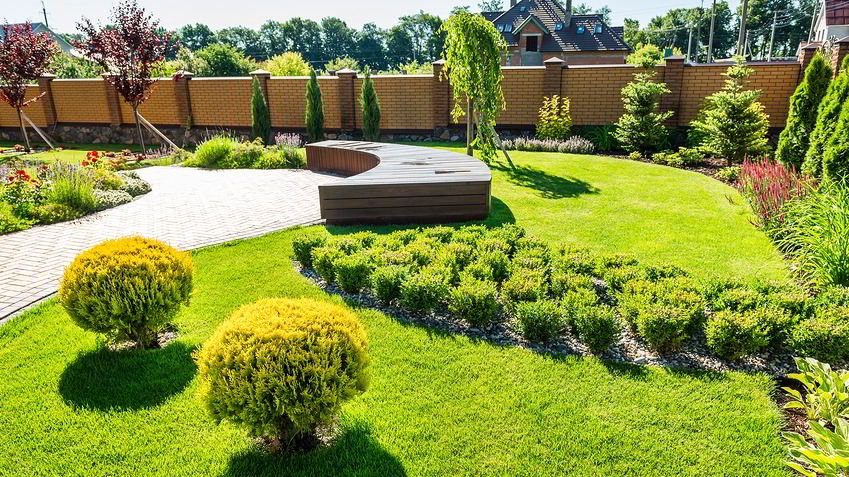 Suwanee Landscape Design