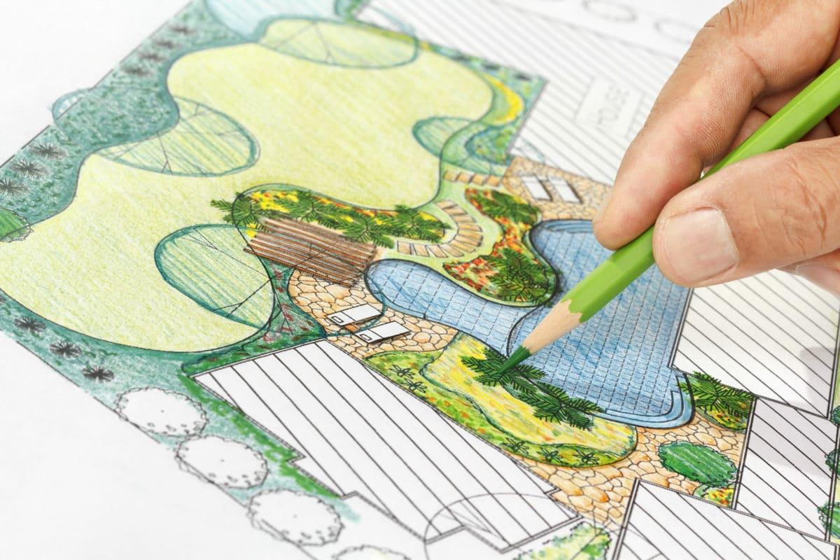 Dunweedy Landscape Installation