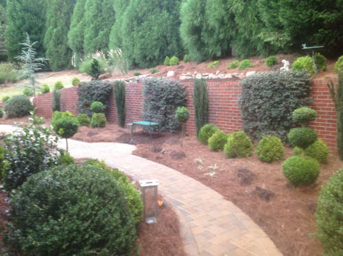 Roswell Hardscape Design Gallery
